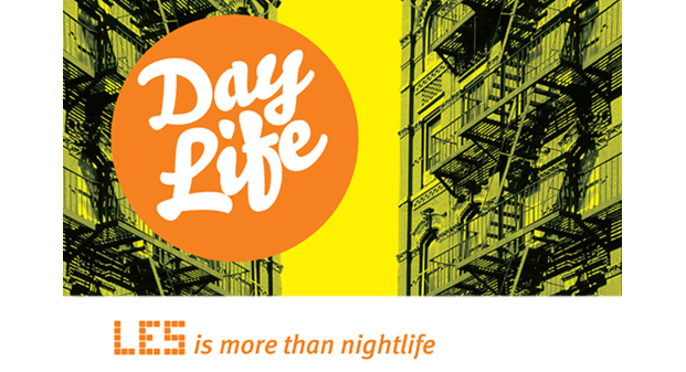 Postcard promoting the DayLife events.