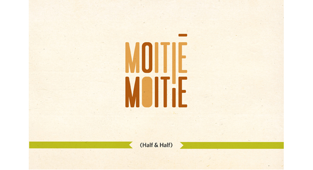 Moitié-Moitié is a series of culinary events bringing people together.